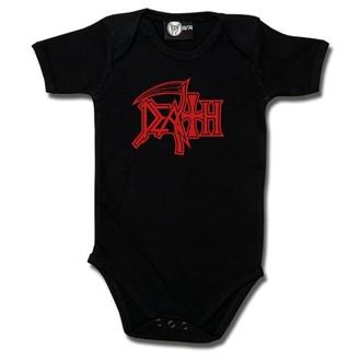 Body bebeluș Death - Logo - Metal-Kids, Metal-Kids, Death
