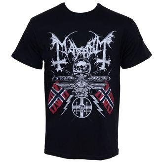 tricou stil metal Mayhem - 25 Years Coat of Arms - RAZAMATAZ, RAZAMATAZ, Mayhem