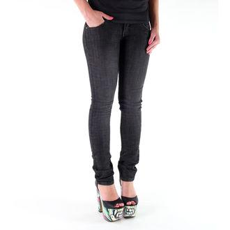 pantaloni femei (blugi) METAL Mulisha - Prunc Slab, METAL MULISHA