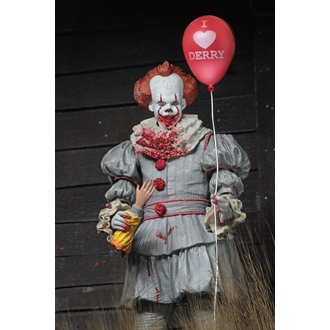 Figurină IT - Stephen King - Pennywise - I Heart Derry, NNM