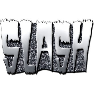 Insignă Slash (Logo) - ROCK OFF, ROCK OFF, Slash