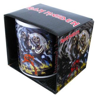 Ceașcă Iron Maiden 'The Number of The Beast' IMMUG07 ROCK OFF, ROCK OFF, Iron Maiden