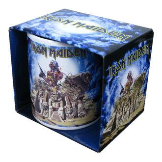 Ceașcă Iron Maiden 'Somewhere Back In Time' ACWPOS 6138 - IMMUG08, ROCK OFF, Iron Maiden