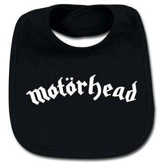 Bavețică Motörhead - Logo Baby Bib - Metal-Kids, Metal-Kids, Motörhead