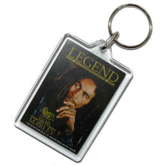 breloc (pandantiv) Bob Marley - Legendă - PYRAMID POSTERS, PYRAMID POSTERS, Bob Marley