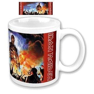 Ceașcă  Iron Maiden - Wicker Man Boxed Mug - ROCK OFF, ROCK OFF, Iron Maiden