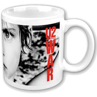 ceașcă U2 - Război Boxed Halbă - ROCK OFF, ROCK OFF, U2