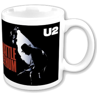 Ceașcă U2 - Rattle and Hum boxed Mug - ROCK OFF, ROCK OFF, U2
