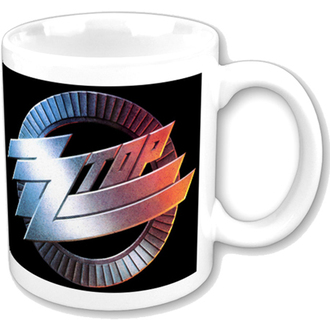 Cană ZZ Top - ZZ Top Logo Mug - ROCK OFF, ROCK OFF, ZZ-Top