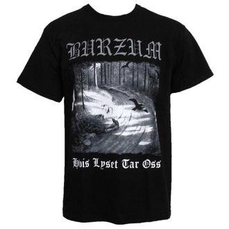 tricou stil metal Burzum - Hvis Lyset Tar Oss - PLASTIC HEAD, PLASTIC HEAD, Burzum