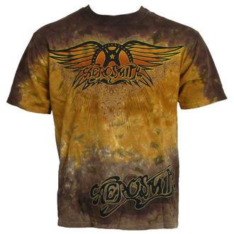tricou stil metal Aerosmith - Ray Logo - LIQUID BLUE, LIQUID BLUE, Aerosmith