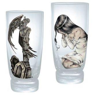 sticlă (KIT 2x piese) VICTORIA FRANCES -  Ilantos  Statuie, VICTORIA FRANCES, Victoria Francés