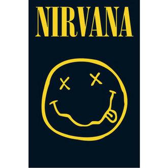poster - Nirvana - zâmbitoare - LP1416, GB posters, Nirvana