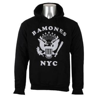 hanorac cu glugă bărbați Ramones - Retro Eagle NYC - ROCK OFF, ROCK OFF, Ramones