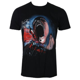 tricou stil metal bărbați Pink Floyd - The Wall Scream & Hammers - ROCK OFF, ROCK OFF, Pink Floyd