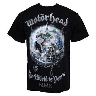 tricou stil metal bărbați Motörhead - The World Is Your - ROCK OFF, ROCK OFF, Motörhead