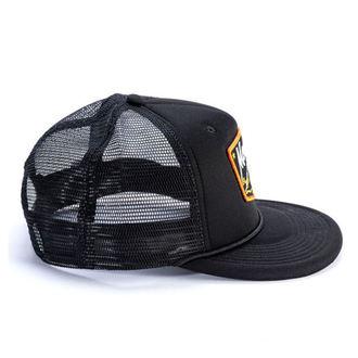 Șapcă  MEATFLY - CLANCY A - BLACK, MEATFLY