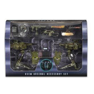 Decorațiune (accesorii Alien) Aliens - USCM Arsenal Weapons, Alien - Vetřelec
