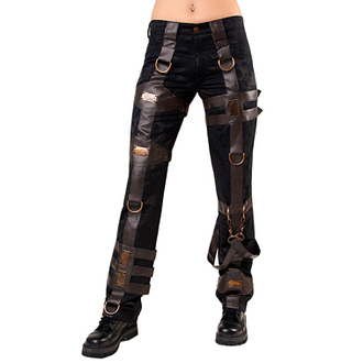 pantaloni Aderlass - urmarire Pantaloni Brocart, ADERLASS