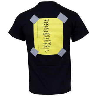 tricou stil metal bărbați Pearl Jam - Stickman - NNM, NNM, Pearl Jam