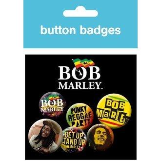 insigne Bob Marley - Ea Dragoste - BP0313, GB posters, Bob Marley