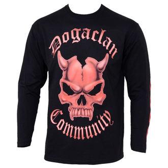 tricou stil metal bărbați Doga Clan, NNM, Doga