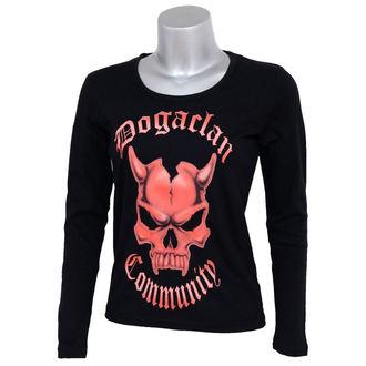 tricou stil metal femei Doga Clan, NNM, Doga