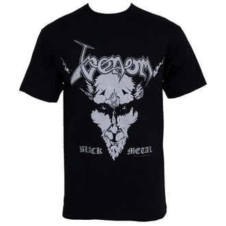 tricou stil metal bărbați Venom - Black Metal - RAZAMATAZ, RAZAMATAZ, Venom