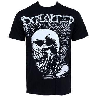 tricou stil metal bărbați Exploited - Mohican Skull - RAZAMATAZ, RAZAMATAZ, Exploited