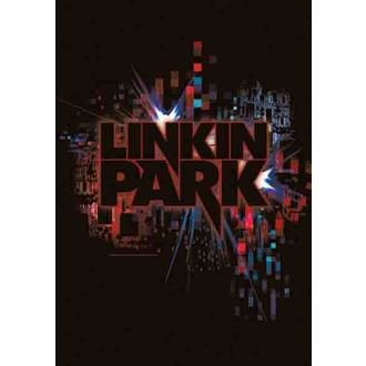 steag Linkin Parc - Mic de statura Circuit, HEART ROCK, Linkin Park