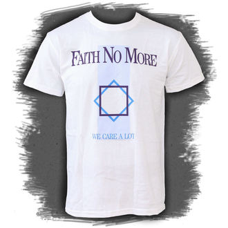 tricou stil metal bărbați Faith no More - We Care A Lot - PLASTIC HEAD, PLASTIC HEAD, Faith no More