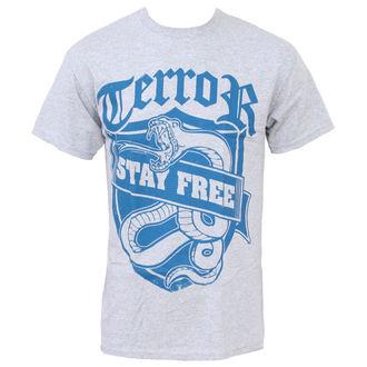 tricou stil metal bărbați Terror - Stay Free - Buckaneer, Buckaneer, Terror