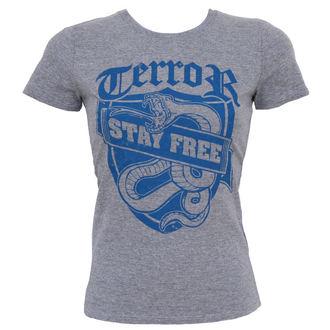 tricou stil metal femei Terror - Stay Free - Buckaneer, Buckaneer, Terror