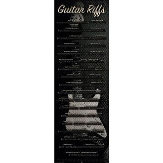poster Chitară - riffuri, Reinders