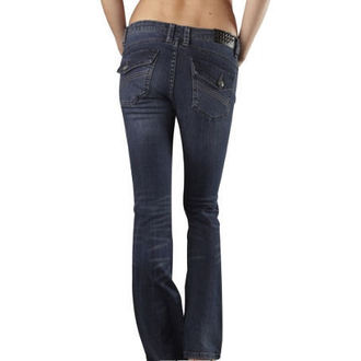 pantaloni femei (blugi) VULPE - Morrison, FOX