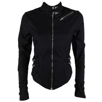 cămaşă femei Negru Pistol - Cataramă Bluză dril Negru, BLACK PISTOL