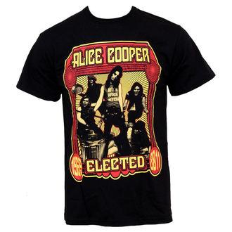 tricou stil metal bărbați Alice Cooper - Elected Band - ROCK OFF, ROCK OFF, Alice Cooper