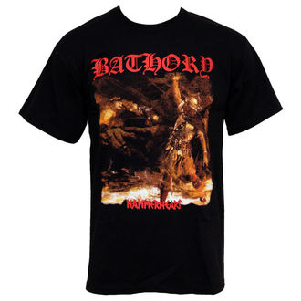 tricou stil metal Bathory - Hammerheart - PLASTIC HEAD, PLASTIC HEAD, Bathory