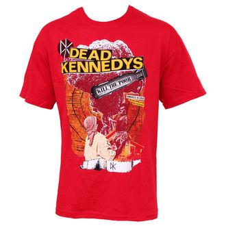 tricou stil metal bărbați Dead Kennedys - Kill The Poor - PLASTIC HEAD, PLASTIC HEAD, Dead Kennedys