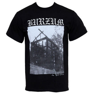 tricou stil metal bărbați Burzum - Aske - PLASTIC HEAD, PLASTIC HEAD, Burzum