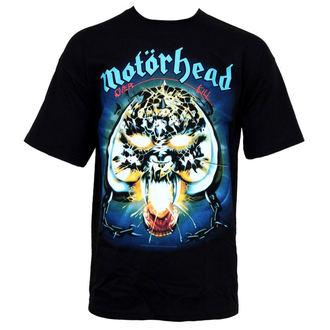 tricou stil metal Motörhead - Overkill - PLASTIC HEAD, PLASTIC HEAD, Motörhead
