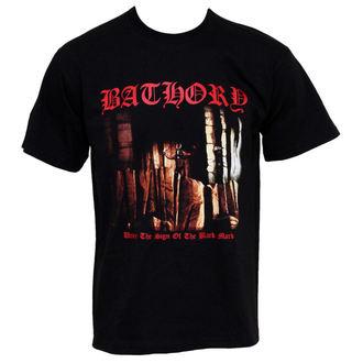 tricou stil metal bărbați Bathory - Under The Sign - PLASTIC HEAD, PLASTIC HEAD, Bathory