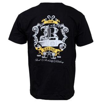 tricou de stradă bărbați - Cruster - BLACK HEART - Cruster, BLACK HEART