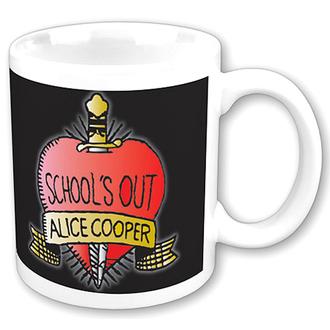 Cană Alice Cooper - ROCK OFF, ROCK OFF, Alice Cooper