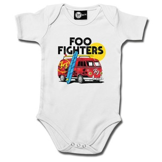 Body bebeluș Foo Fighters - Van - Metal-Kids, Metal-Kids, Foo Fighters
