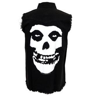vestă bărbați Misfits - Skull - RAZAMATAZ - WS009