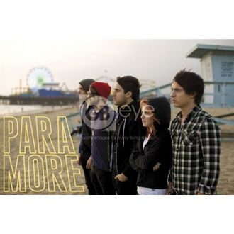 poster Paramore - plajă - LP1292, GB posters, Paramore