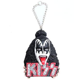 Decorațiune de Crăciun KISS - Demon Head Ornament - ROCK OFF, ROCK OFF, Kiss