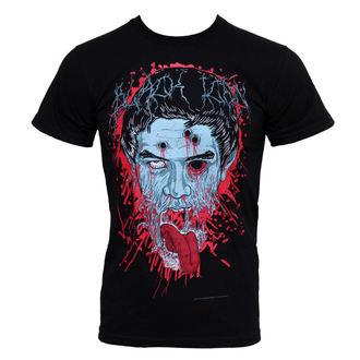 tricou hardcore bărbați - Face - BLACK ICON, BLACK ICON
