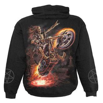hanorac cu glugă copii - Hell Rider - SPIRAL, SPIRAL